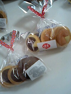 アイスボックス クッキー