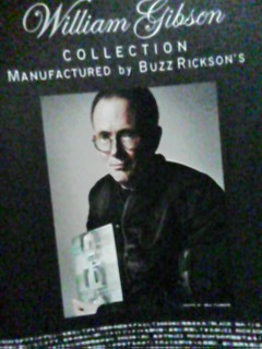 William Gibson 氏
