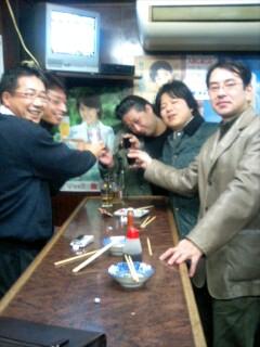 豪華な飲み会