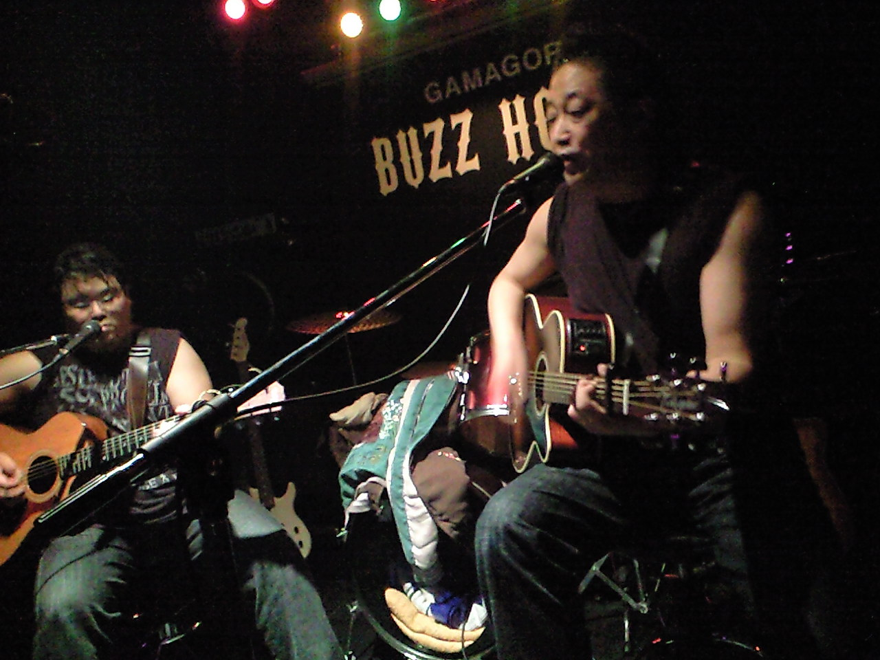 "LIVE in ""BUZZ HOUSE"""
