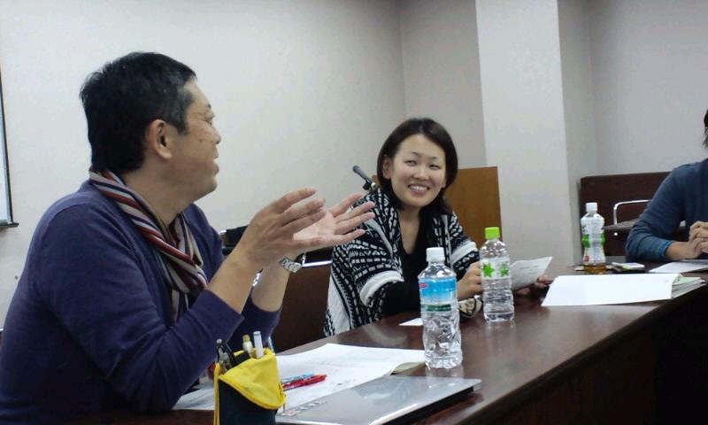 合同研修 2011