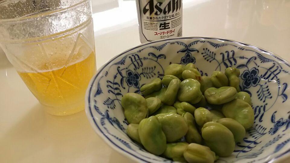 枝豆 収穫!