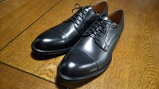 紐靴に託す思い